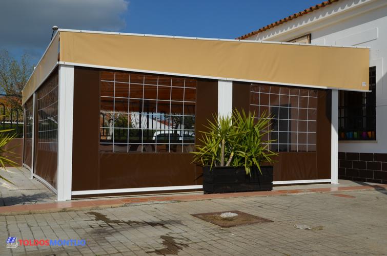Toldos Montijo, Toldos de bares exterior terraza 9