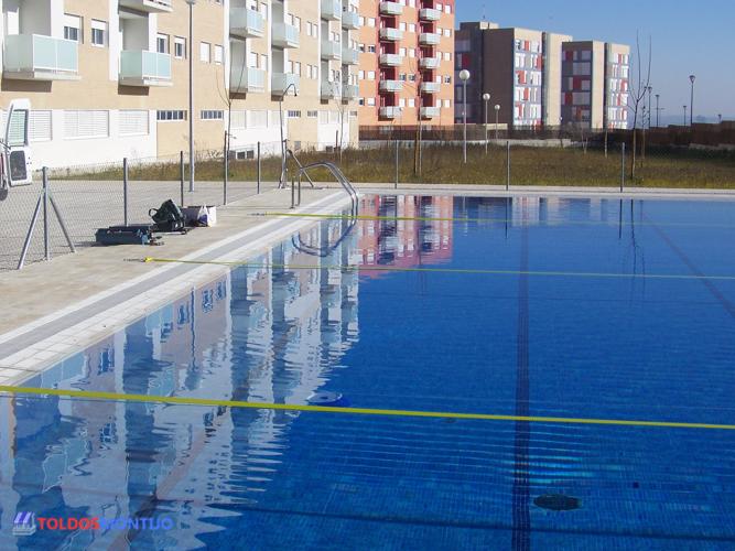 Toldos Montijo, cubiertas para piscinas 5