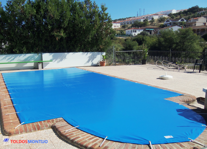 Toldos y cubiertas with toldos y cubiertas excellent - Sombrillas para piscinas ...